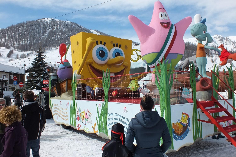 Livigno - Karneval 2014