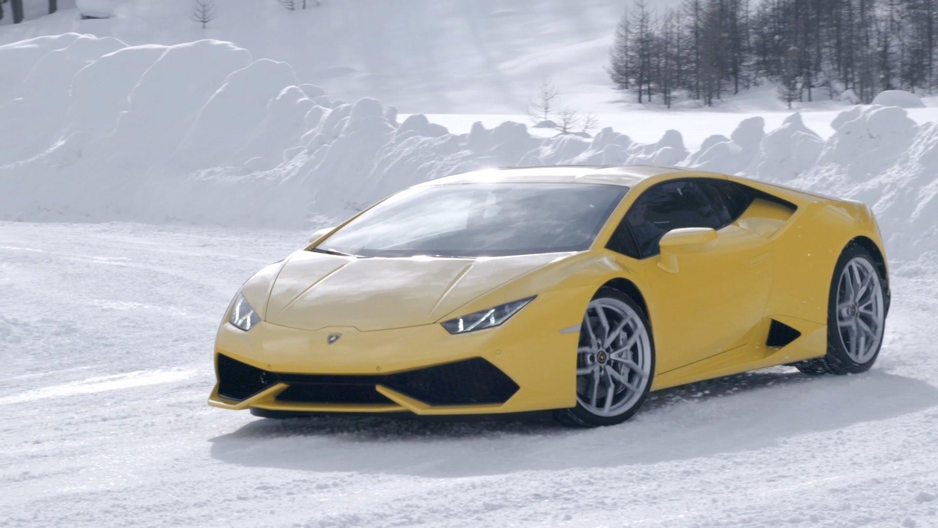 Livigno a Lamborghini